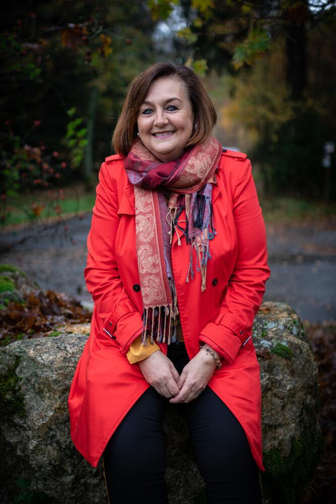 Bürgermeisterkandidatin Nicole Fürst